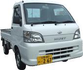 軽トラック(AT)