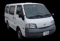 普通バンMT(3人乗り)