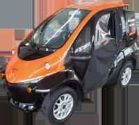 EV電気自動車(コムス)