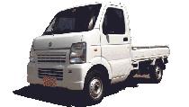 軽トラック(4WD・5MT)