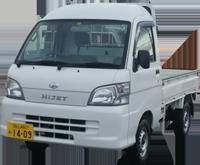 軽トラック(MT車)