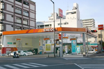 ENEOS三原産業(株)<BR>松山店
